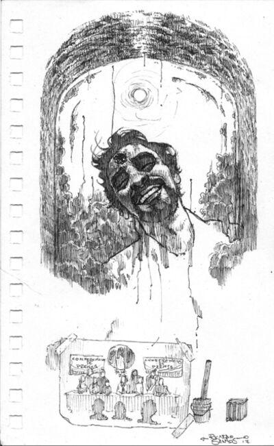 Ricardo Santos, 'Sin título', 2017