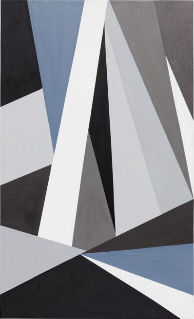 José Rosabal, 'Blanco y negro', 2013