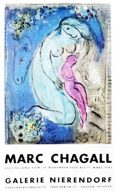 Marc Chagall, 'Quai aux fleurs ', 1980