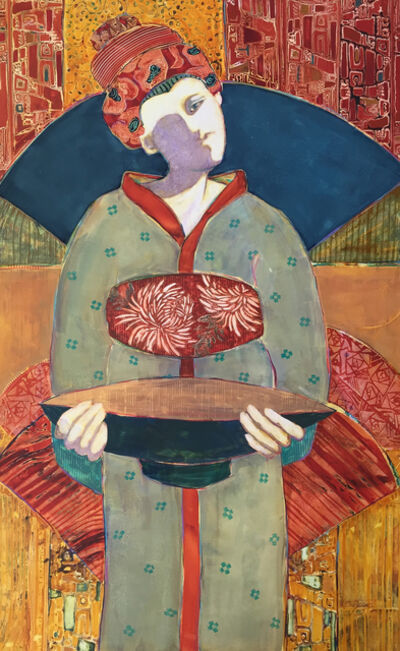 Kathy Daywalt, 'The Rice Bowl'