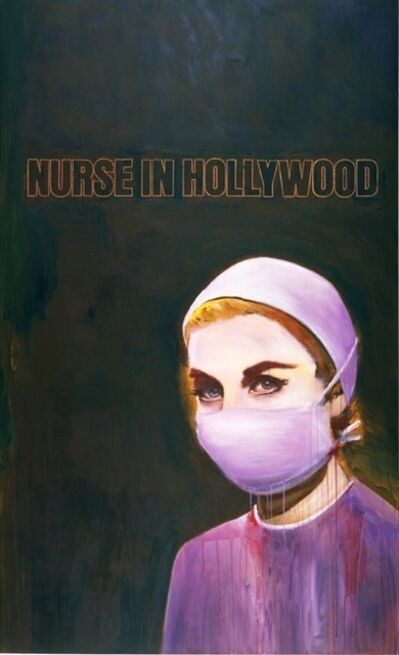 Richard Prince, 'Nurse in Hollywood #4', 2004