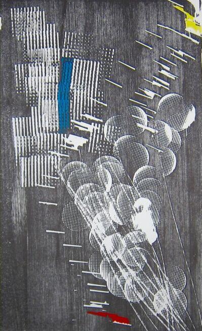 Hans Hartung, 'H 1973-3', 1973