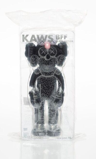 KAWS, 'BFF Companion (Black)', 2018