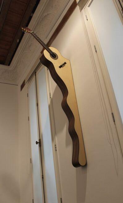 Washington Silvera, 'Guitarra grande Mx I (from 'Objetos acústicos' series)', 2018
