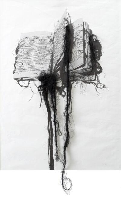 Maria Lai, 'Libro scalpo', 1978