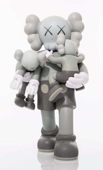 KAWS, 'Clean Slate (Grey)', 2018