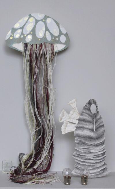 Teresa Currea, 'Medusa and Caterpillar', 2018