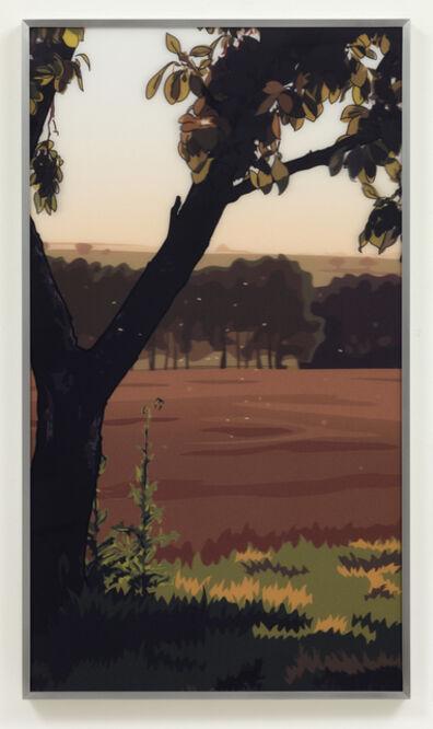 Julian Opie, 'Evening sun.', 2013