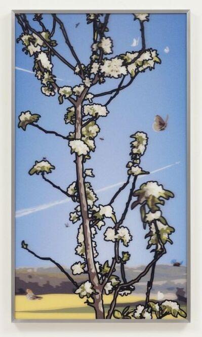 Julian Opie, 'French Landscapes: Apple Tree', 2013