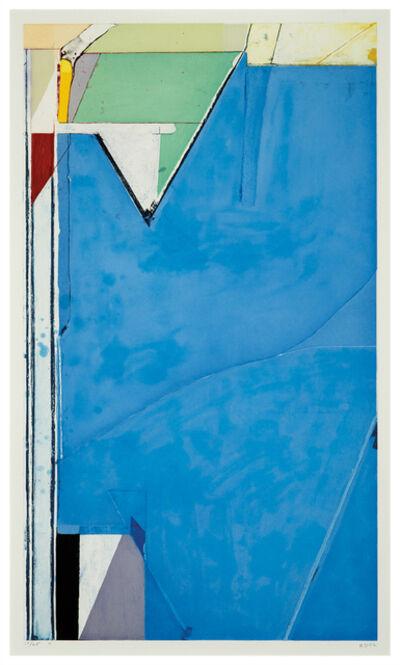 Richard Diebenkorn, 'High Green II', 1992
