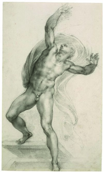 Michelangelo Buonarroti, 'The Risen Christ', 1532-1533