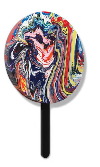 Katrin Fridriks, 'Untitled (Lollipop 1)', 2014