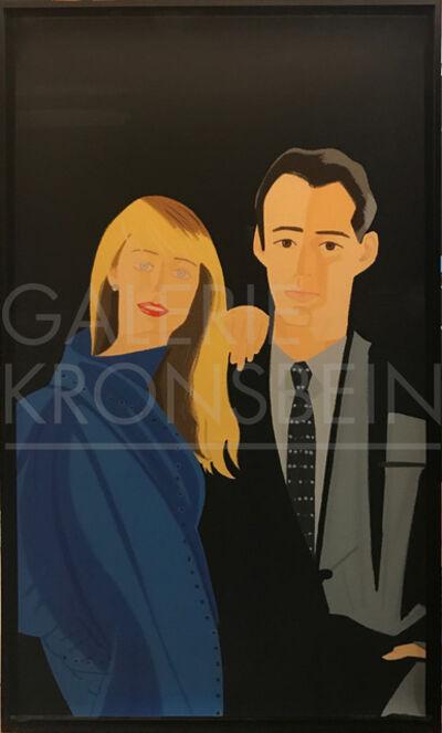 Alex Katz, 'David Salle and Janet Leonard (From the portfolio 'Pas de Deux') (1993/1994)'