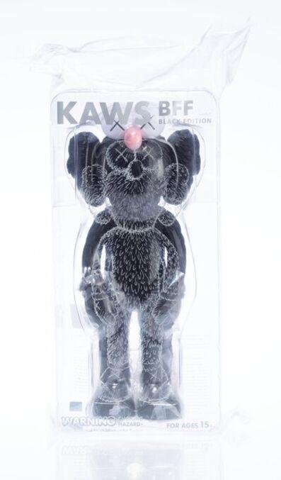 KAWS, 'BFF (Black and MoMa)', 2017