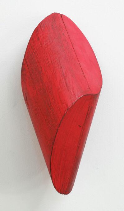 Peter Millett, 'Red Log', 2009