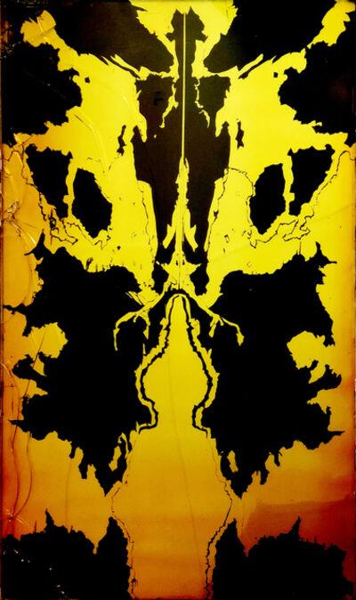 Deshawn Dumas, 'Rorschach Test 1492 - Present', 2018