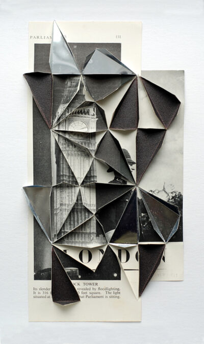 Abigail Reynolds, 'Clock Tower 1947 / 1938', 2008