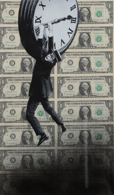Penny, 'Time Is Money', 2012