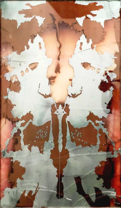 Deshawn Dumas, 'Rorschach Two', 2018