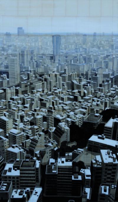 Guiyome, 'Endless Tokyo', 2008