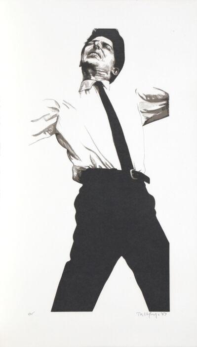 Robert Longo, 'Jules', 1983