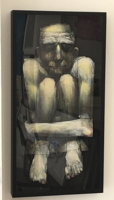 Adam Neate, 'Boxed In', 2006