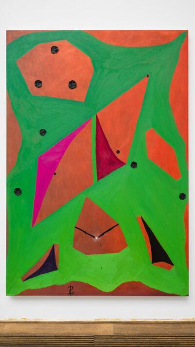 Philipp Schwalb, 'Wezen?(3./grenzendes/SPIELA?)', 2012