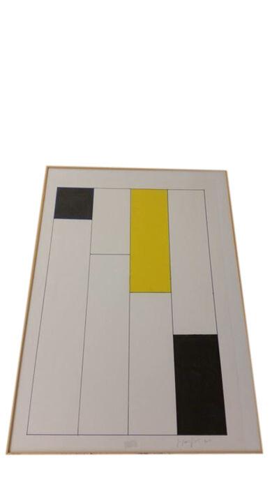 Gottfried Honegger, 'no title', 2015