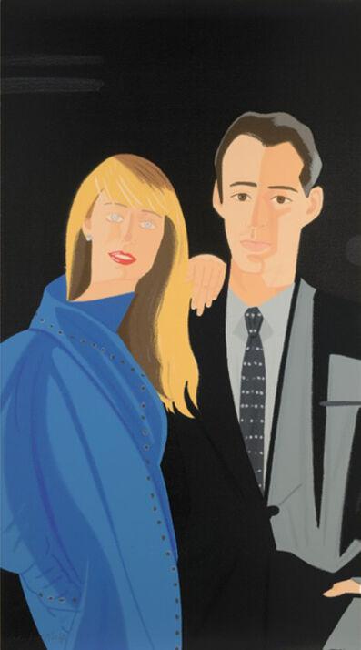 Alex Katz, 'Pas de Deux I', 1995