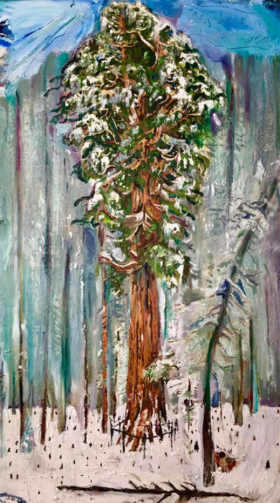 Joelle Provost, 'Merriment of the Tree', 2017