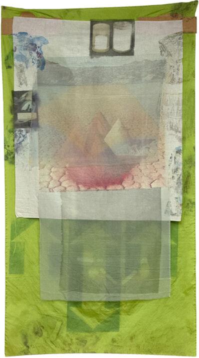 Robert Rauschenberg, 'Berm (Hoarfrost)', 1975