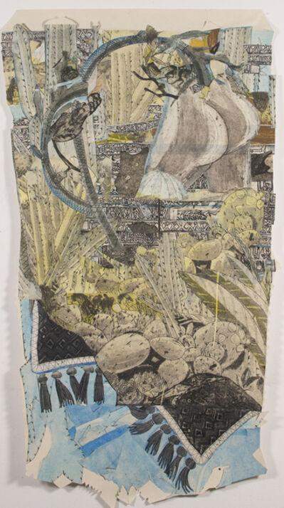 Paula Wilson, 'In the Desert: Convergence', 2016