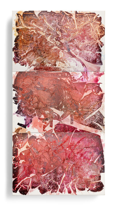 Rotem Reshef, 'Rose (Tryptich)', 2016