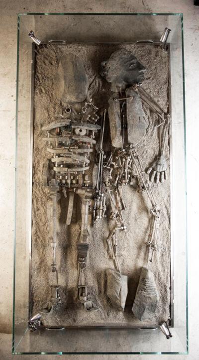 Bilal Hakan Karakaya, 'Adem ile Havva - Fosil Serisi', 2017