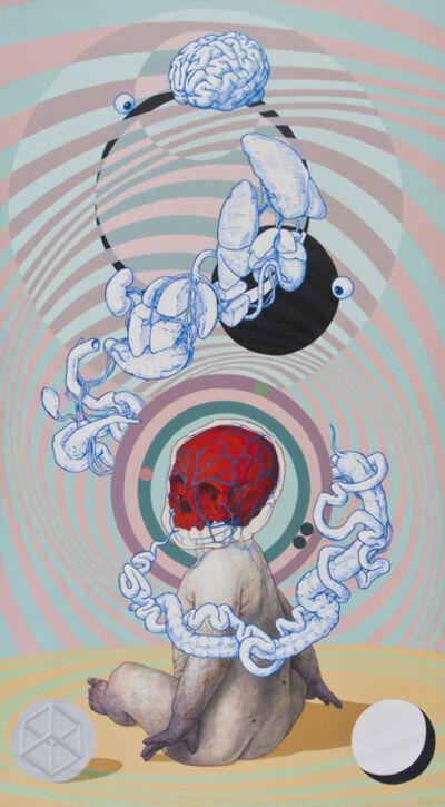Michael Reedy, 'Waning Gibbous'