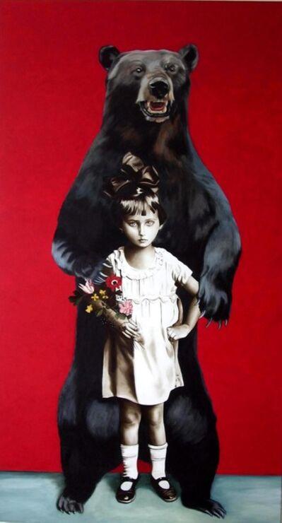 Marianna Gartner, 'Girl with bear', 2007