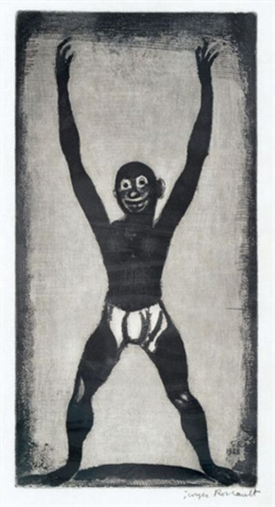 Georges Rouault, 'Bamboula', 1928