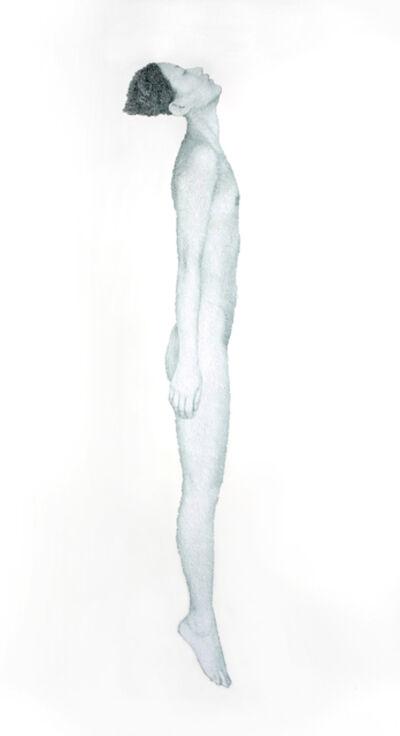 Keun Young Park, 'In -between - Blue Body', 2012