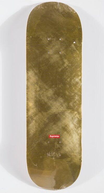 Supreme, 'Digi (Gold)', 2017