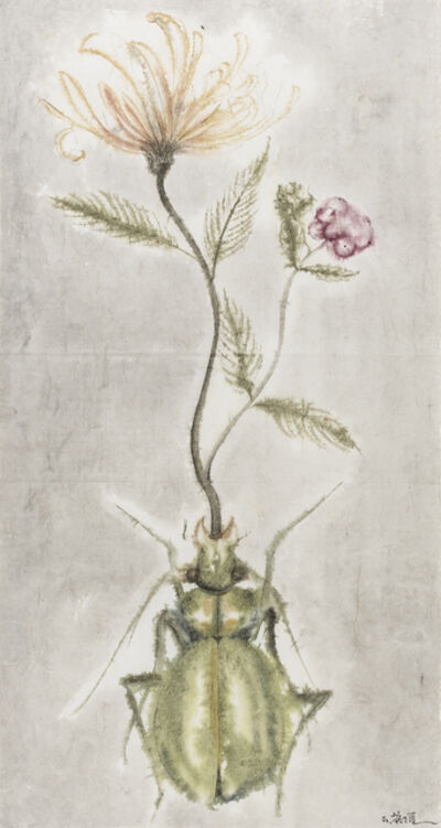 Shi Rongqiang, 'Winter-Insect, Summer-Herb No.1', 2015