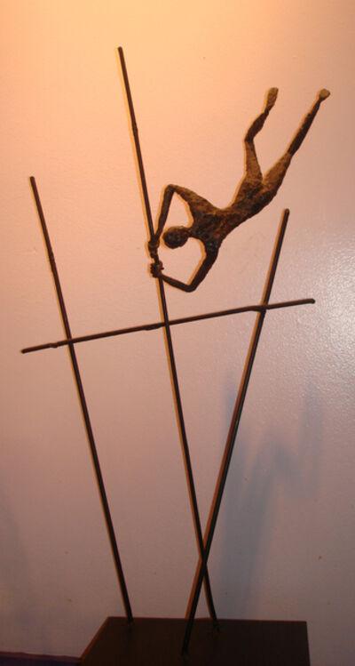 Jack Popham, 'Pole Vaulter'