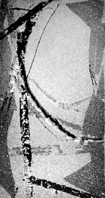 Nancy Manter, 'Ski-Escape #2', 2001
