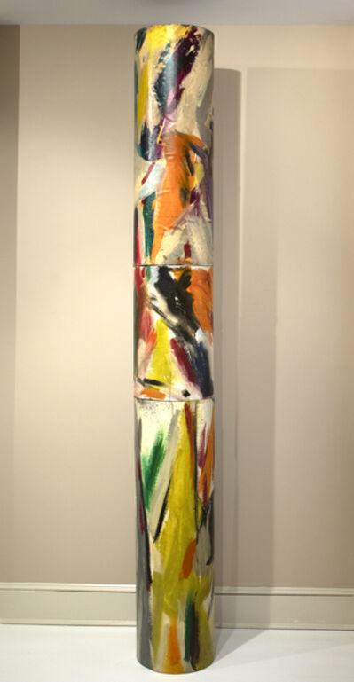 Elaine de Kooning, 'Untitled (Totem Pole)', c. 1960