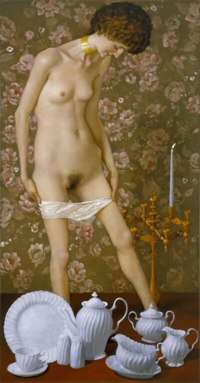 John Currin, 'Tolbrook', 2006