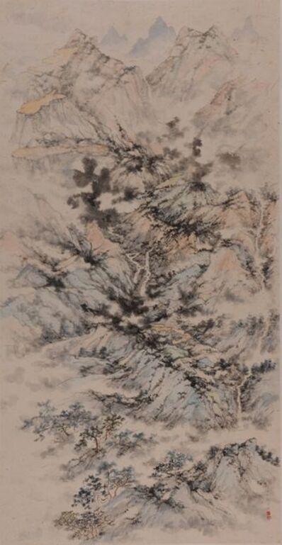 Arnold Chang, 'Landscape After Huang Gongwang [2014.07]', 2014