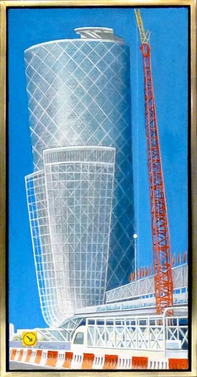 Richard Haas, 'Hotel in Abu Dhabi', 2012