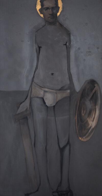 Grey James, 'Untitled (War)', 2012