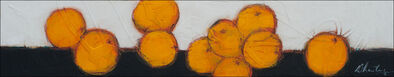 Danielle Lanteigne, 'Les oranges', 2017