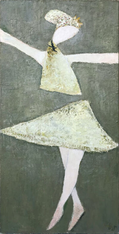 Gogi Chagelishvili, 'Ballerina', 2018