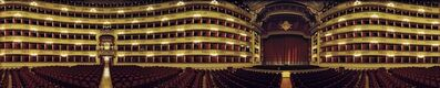 Silvia Lelli e Roberto Masotti, 'La Scala - one big line all around, Teatro alla Scala', 2008